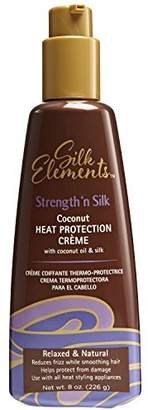 Silk Elements Mega Silk Heat Protection Creme by GARCOA
