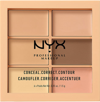 Nyx Cosmetics Conceal $11.50 thestylecure.com