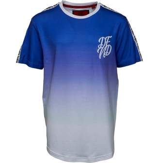 23ce86a01 Dfnd London DFND London Boys Status T-Shirt Royal