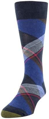 Gold Toe Men's Fashion Dress Crew Socks, 1 Pair