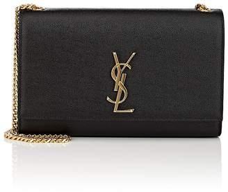Saint Laurent Women's Monogram Kate Medium Leather Chain Bag