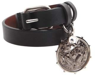 Alexander McQueen (アレキサンダー マックイーン) - Double Wrap Bracelet
