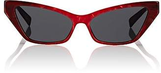 Alain Mikli Women's Le Matin Sunglasses - Red