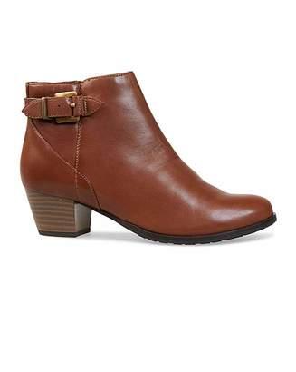 Van Dal Porter SM Boots Wide E Fit