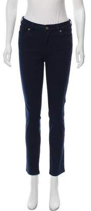 Trademark Mid-Rise Skinny Jeans
