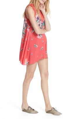 Free People Marsha Lace Slipdress