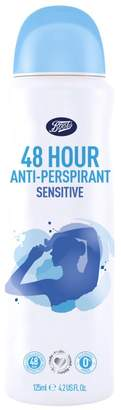Boots 48h Protection Sensitive Anti-perspirant 125ml