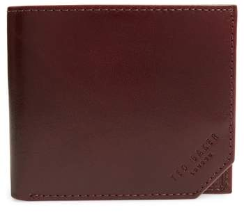 Ted Baker London Spidey Leather Wallet