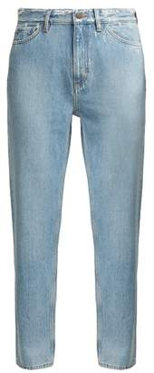 MiH Jeans Jeanne High Rise Straight Leg Jeans - Womens - Denim