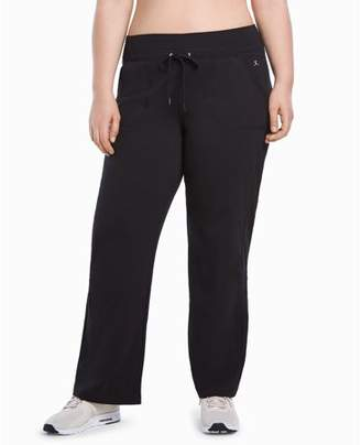Danskin Women's Plus Size Drawcord Pant