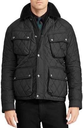 Polo Ralph Lauren Four-Pocket Quilted Jacket