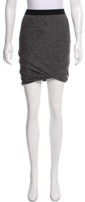 Alexander Wang Casual Mini Skirt