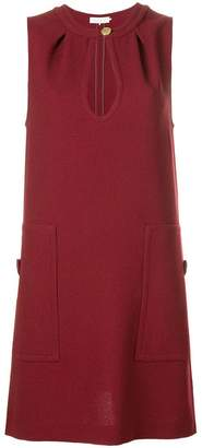 L'Autre Chose keyhole detail dress