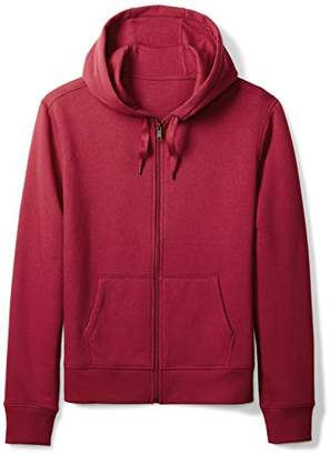 Amazon Essentials Men's Full-Zip Hooded Fleece Sweatshirt