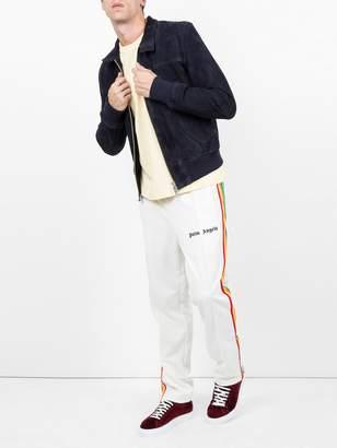 Ami Alexandre Mattiussi Zipped jacket harrington collar