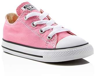 Converse Girls' Chuck Taylor All Star Lace Up Sneakers - Baby, Walker, Toddler