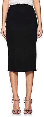 Zac Posen Women's Cady Flounce Pencil Skirt