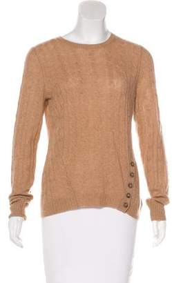 White + Warren Cashmere Cable Knit Sweater