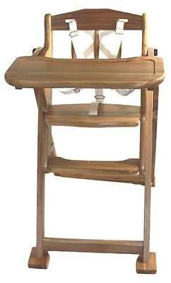 NEW QToys Adjustable High Chair