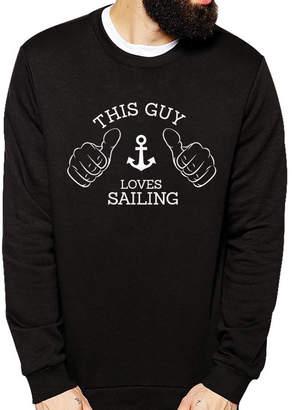Nappy Head Mens / Womens Sailing Sweatshirt
