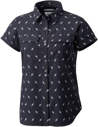 Columbia Pilsner Peak Novelty Short-Sleeve Shirt - Women's