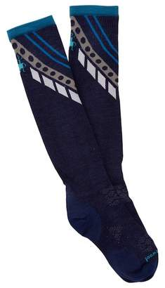 Smartwool Patterned Cushioned Socks