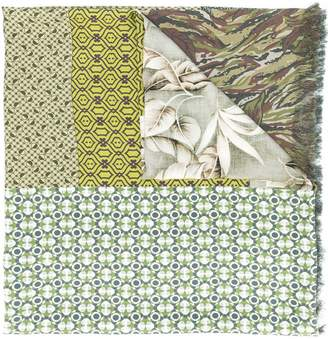 Pierre Louis Mascia Pierre-Louis Mascia multi-print scarf