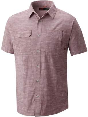 Mountain Hardwear Outpost Short-Sleeve Shirt - Men's