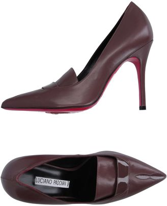 LUCIANO PADOVAN Loafers $284 thestylecure.com