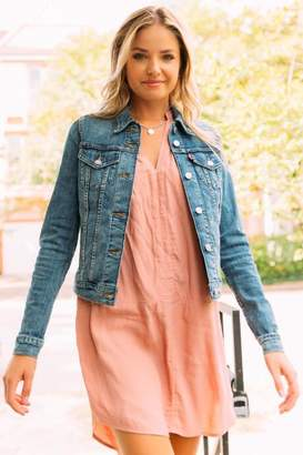 francesca's Levi's Original Trucker Jacket in Chronicles - Lite