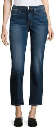 Peserico Women's Le High Straight-Leg Jeans