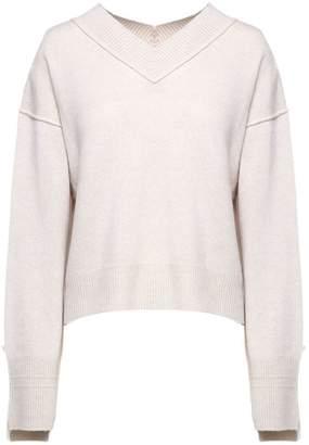 Helmut Lang V-neck Cashmere Sweater