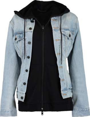 Alexander Wang Joint Mix Jacket