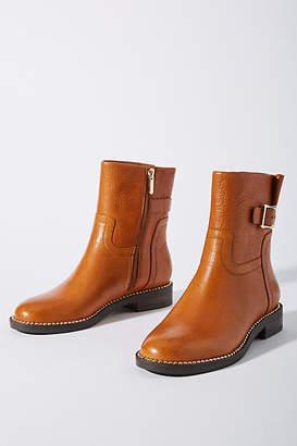 Franco Sarto Lancaster Buckle Boots