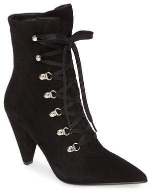 Gianvito Rossi Lace-Up Boot