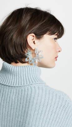 BaubleBar Rita Resin Drop Earrings