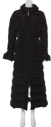 Moncler Trenton Long Coat