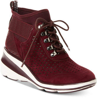 Jambu Offbeat Encore Sneaker Wedges