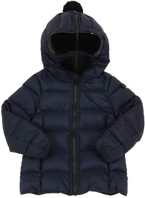 AI Riders On The Storm Water Repellent Nylon Down Jacket