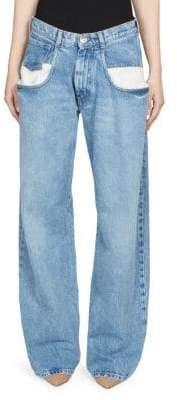 Maison Margiela Boot-Cut Jeans