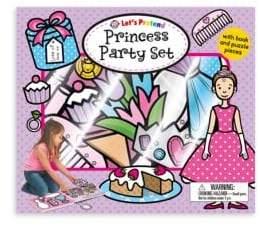 Macmillan Let's Pretend Princess Party Set Book