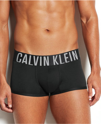Calvin Klein Men's Intense Power Low-Rise Trunks NB1047 $30 thestylecure.com