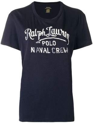 Polo Ralph Lauren print T-shirt