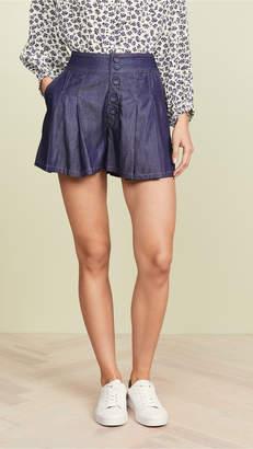 Moon River Chambray Shorts