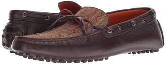 Etro Printed Moccasin Men's Shoes