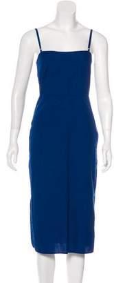 Veda Sleeveless Midi Dress