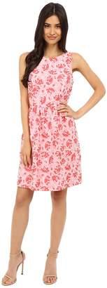 Kensie Tropical Brocade Dress KS5K7936 Women's Dress