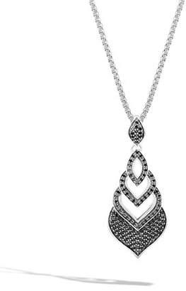John Hardy Legends Naga Spinel Pendant Necklace