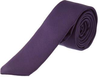 Dolce & Gabbana Purple Silk Tie