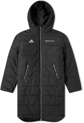 Gosha Rubchinskiy x Adidas Long Padded Jacket